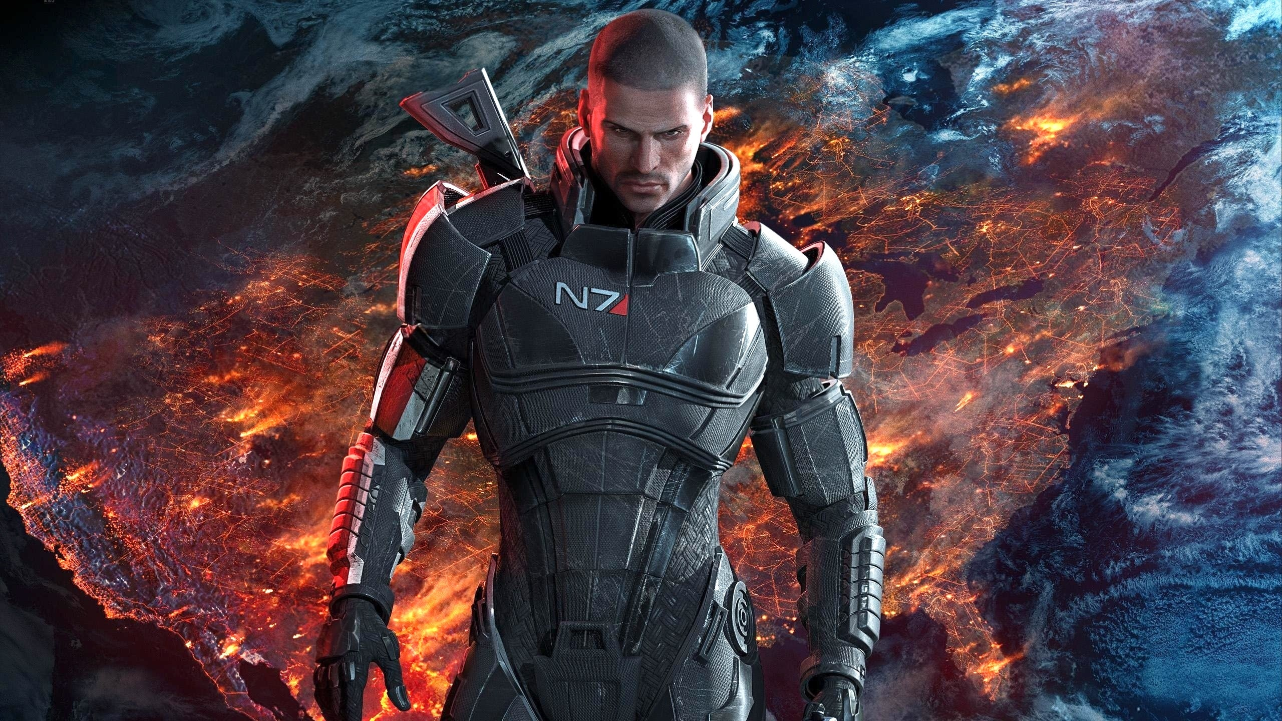 Mass Effect Trilogy Should Be Close To Launch