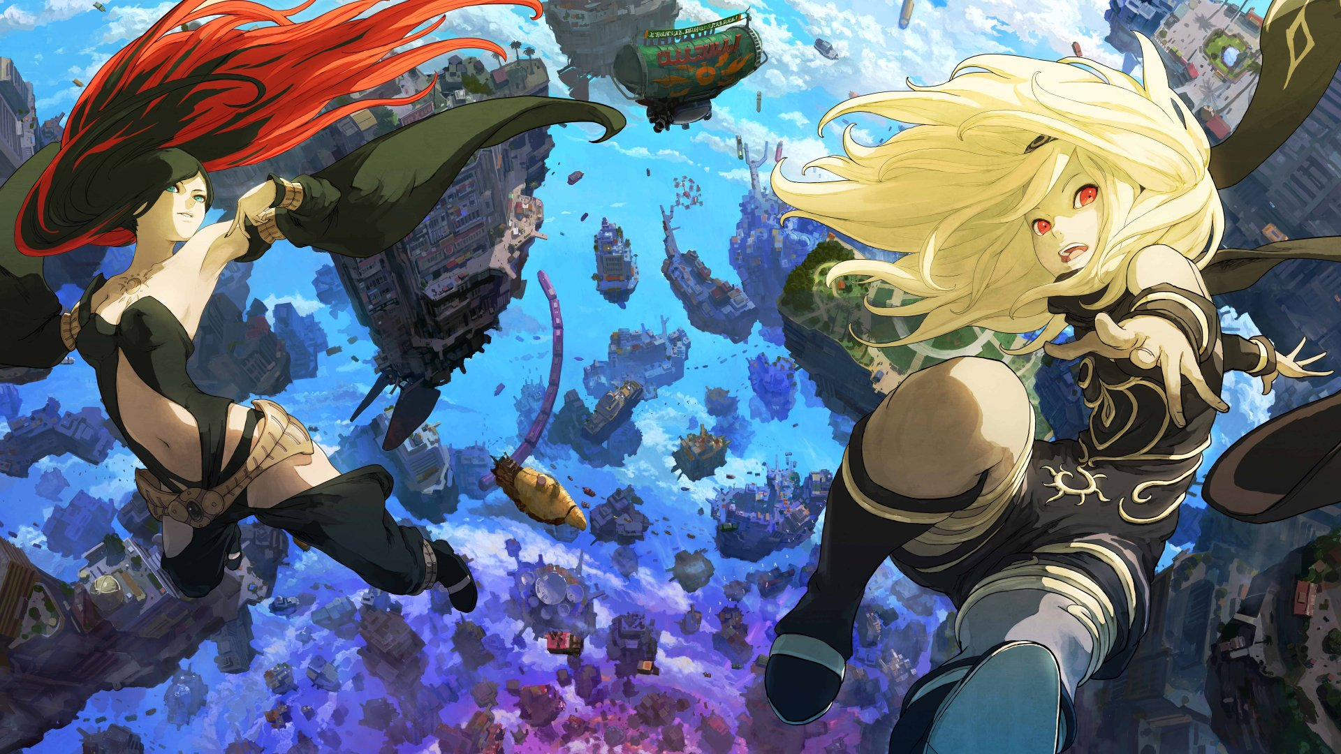 Gravity Rush is criminally underrated